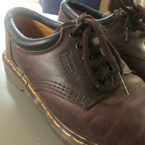 Vintage doc martens shoes